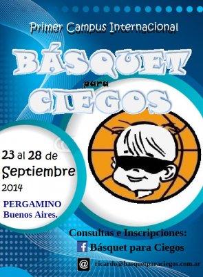 Campus Internacional de BpC - Pergamino - Septiembre 2014